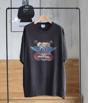 VINTAGE BAND T-shirt -Aerosmith × Mötley Crüe-
