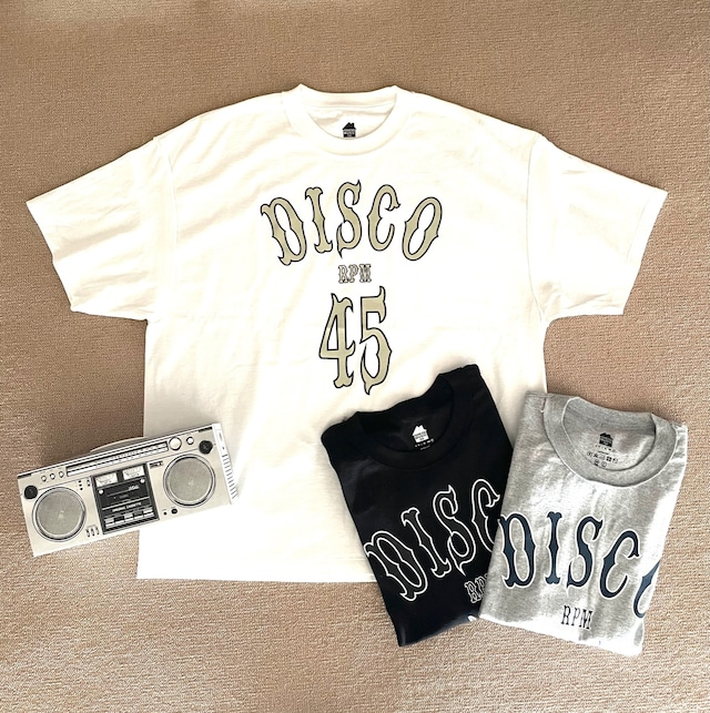 DISCO45 T-SHIRT