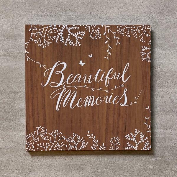 Tree's Board(Brown)-FAMILY_B5スクエア_6ページ/6カット_フォトブック