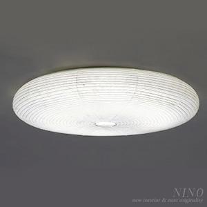 提灯シーリング デザイン和紙照明