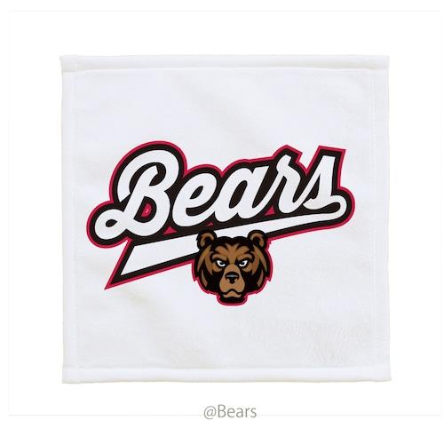 【Bears】ハンカチタオル
