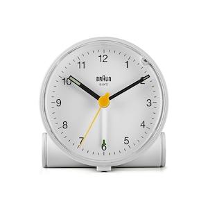 BRAUN (ブラウン) Alarm Clock BC01W 【ホワイト】