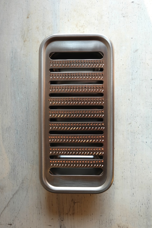 純銅製 箱型おろし金・小(大矢製作所)
