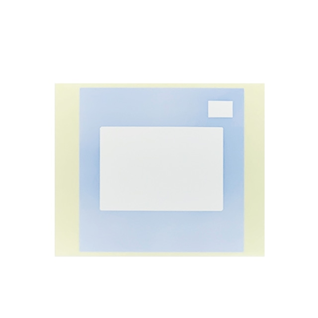 [テンプレートシール]  国旗用長方形 (10枚入)