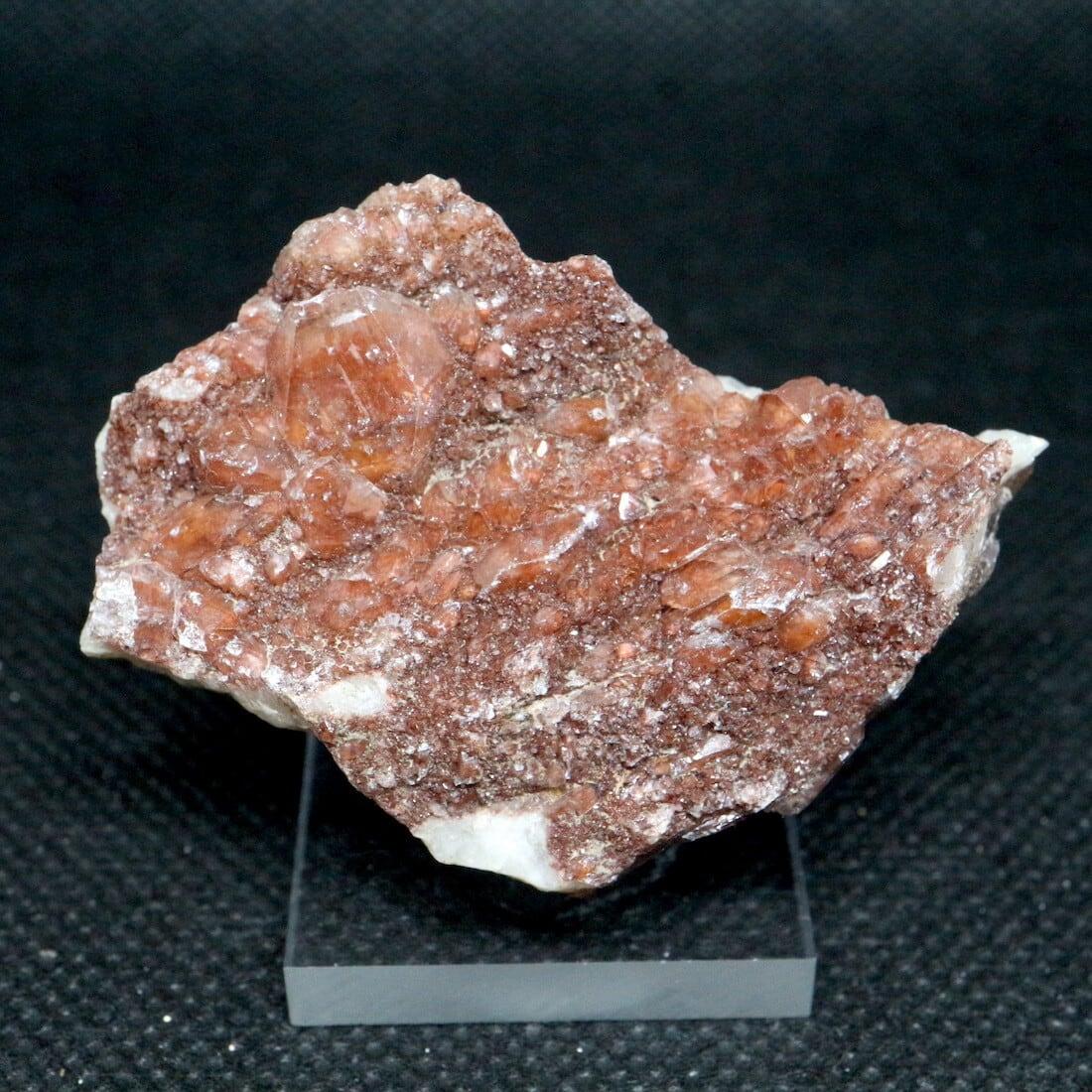 コロラド産 レッドフェザー レイクス クォーツ ヘマタイト 水晶 合計47,9g RFQ019 鉱物 原石 天然石 パワーストーン