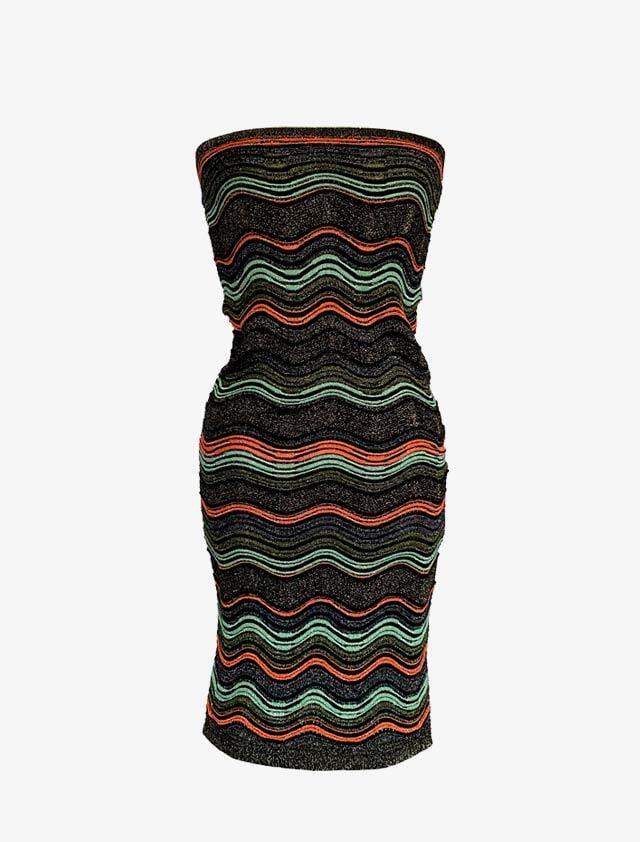 M MISSONI エムミッソーニ 2way ドレス スカート
