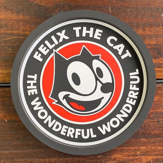 [FELIX]フィリックス・ザ・キャット・ラバートレイ・アクセサリー入れ・小物入れ・クリップホルダー - ラウンド