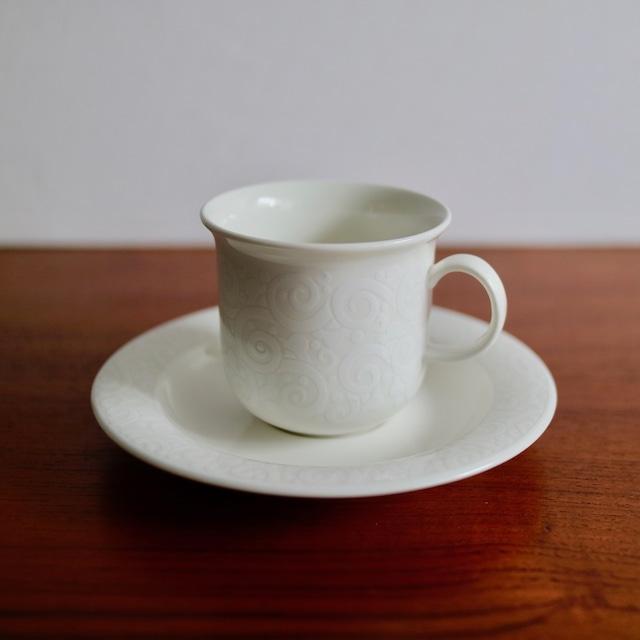 Arabia アラビア / Arctica Troikka アークティカ トロイッカ コーヒーカップ&ソーサー A