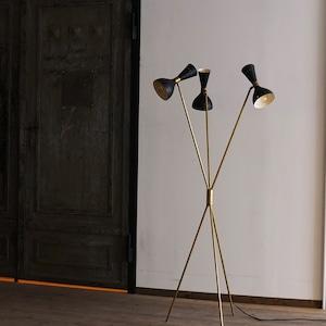#01-09  Vintage Stand Stilnovo light
