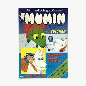 トーヴェ・ヤンソン「Mumin - Nr.8 1982(漫画雑誌ムーミン 1982年08号)」《1982-01》