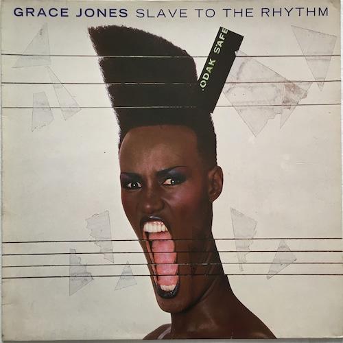 【LP・英盤】Grace Jones / Slave To The Rhythm