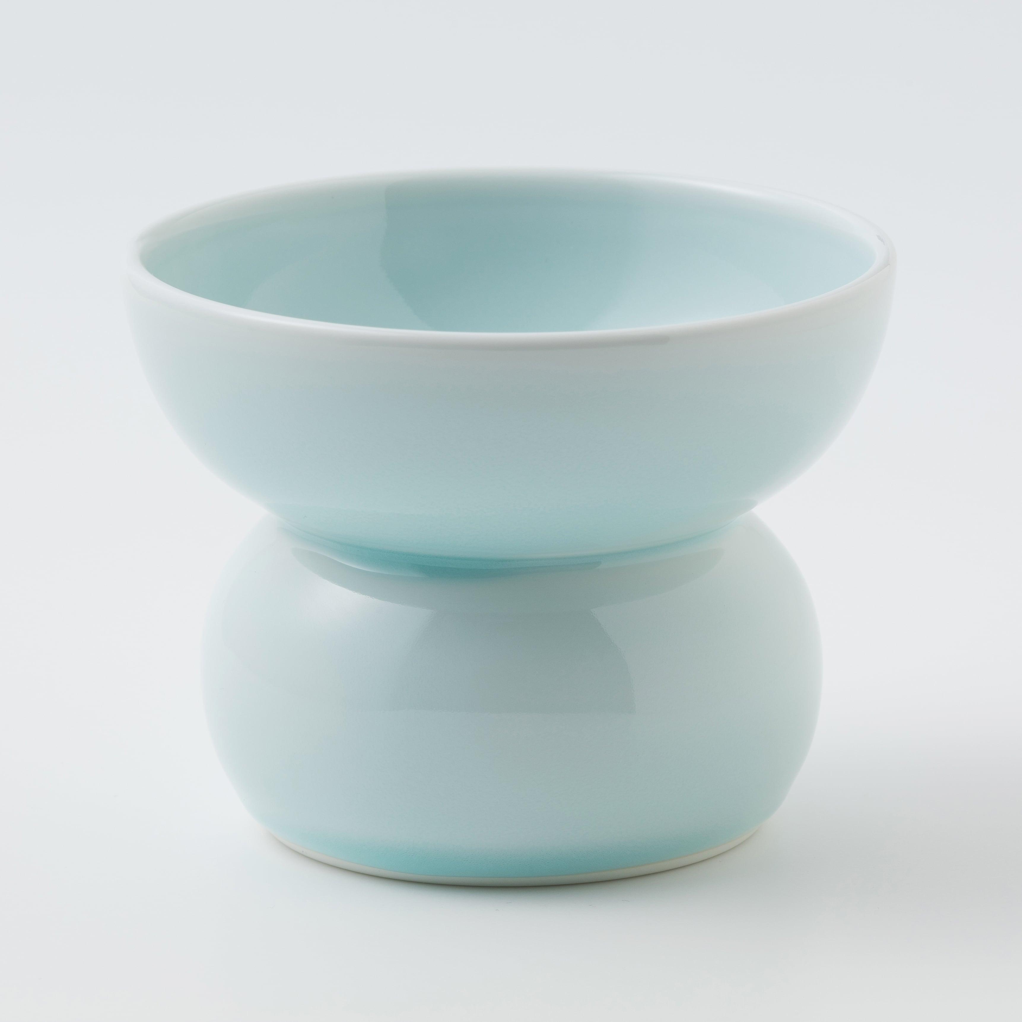 有田焼【まどか】ハイタイプ(フード用) 青龍(せいりゅう) 製造:アリタポーセリンラボ