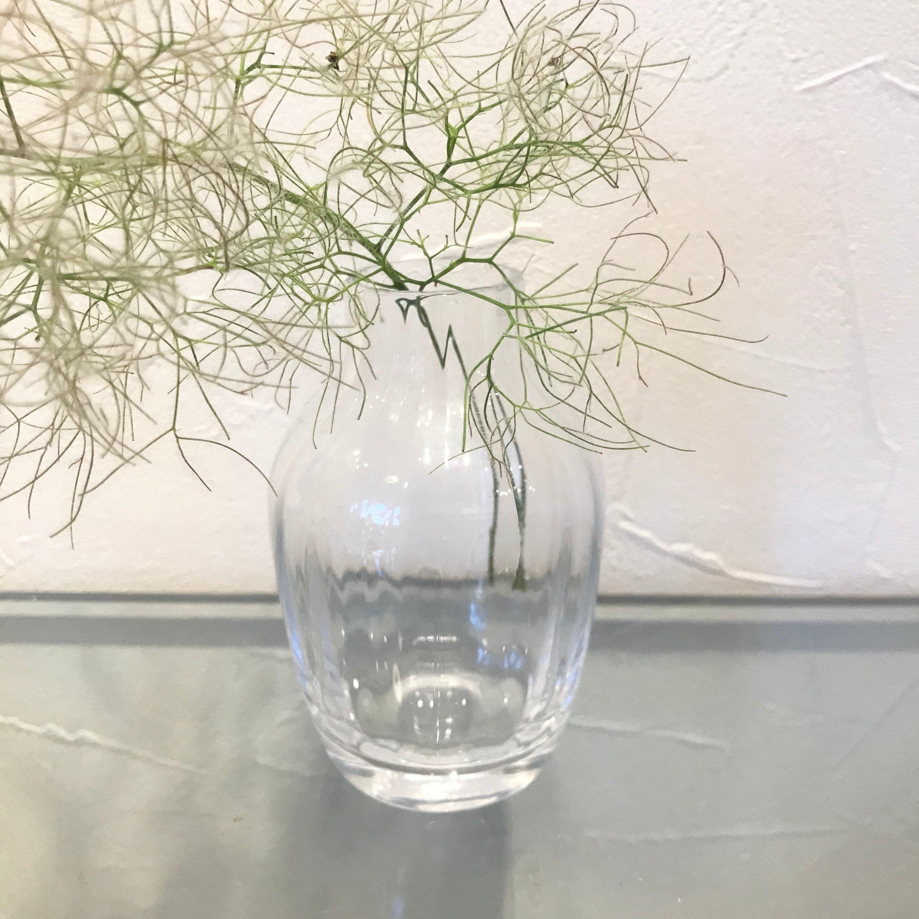 BOB CRAFT ボブクラフト ギムレット  小さなフラワーベース 花瓶