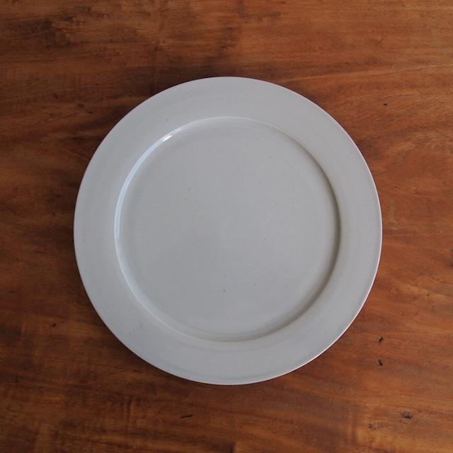 こいずみみゆき 7寸平皿 白