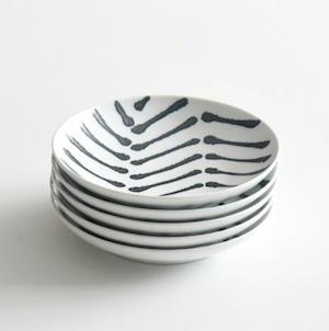 【natural69】 【スチールライン】【取皿】 波佐見焼 食器 北欧 おしゃれ 小鉢