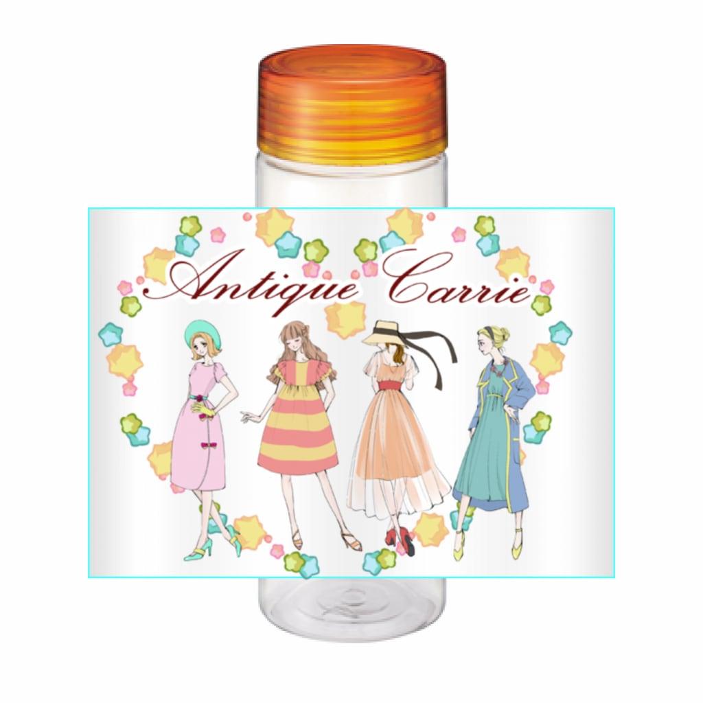 Antique Carrie Original Clear bottle