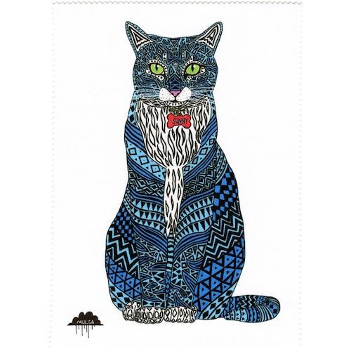 猫クリーニングクロス(モルガcat)
