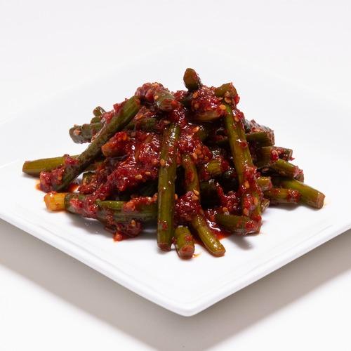 【冷蔵】ニンニクの茎キムチ