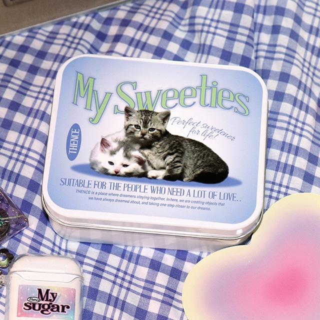 「SUITABLE」小物入れ缶ケース(M)