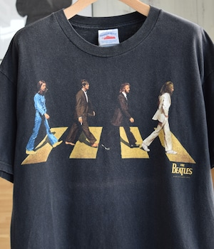 VINTAGE 90s BAND T-shirt -THE BEATLES-