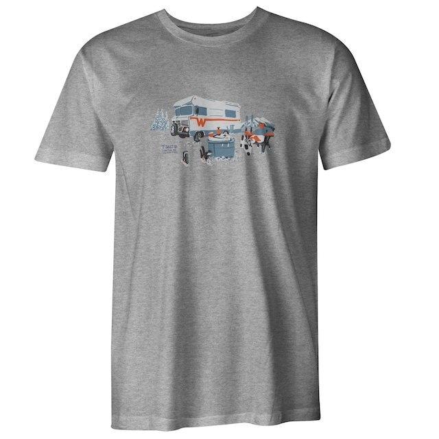 J skis - バイブス Tシャツ