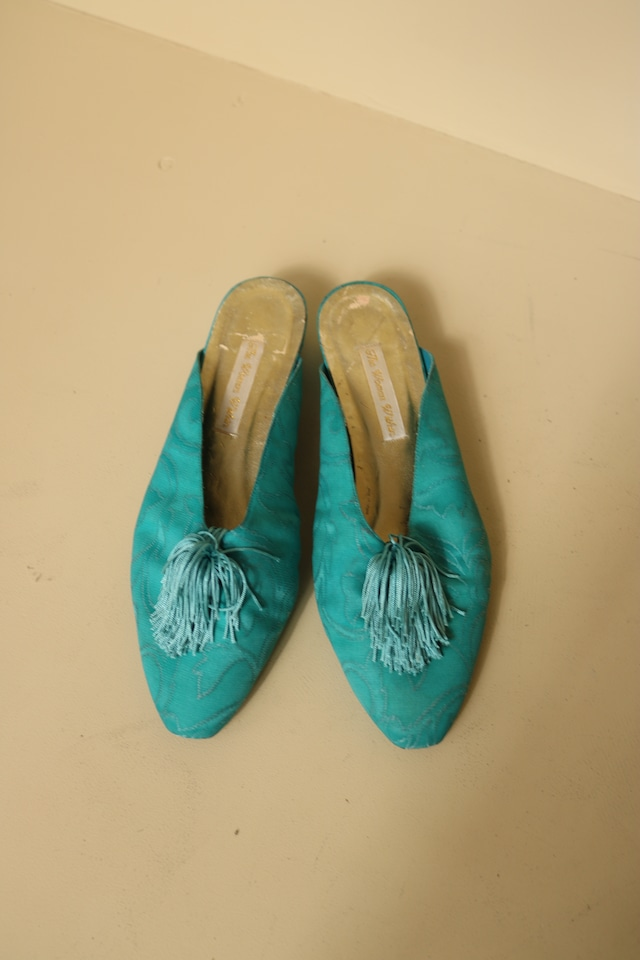 fringe sandal / 6SSGD23-25