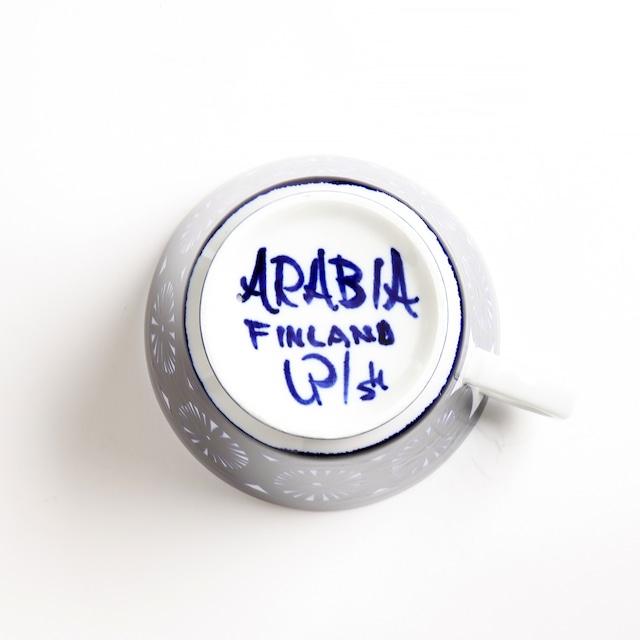 ARABIA アラビア Fiesta フィエスタ カップ&ソーサー - 9 北欧ヴィンテージ