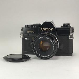 Canon FTb Black