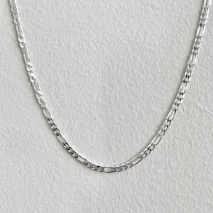【SV1-46】16inch silver chain necklace