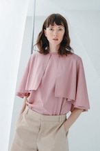CAPE TEE PINK