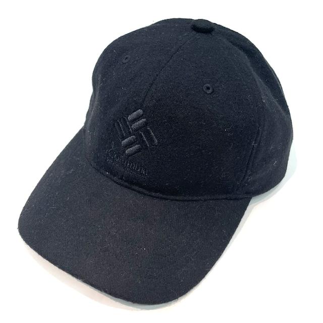 COLUMBIA CAP BLACK
