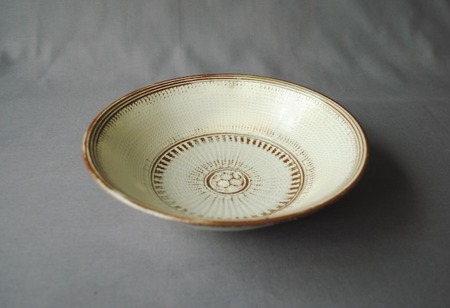 ■陶工房里一  : 三島手中鉢