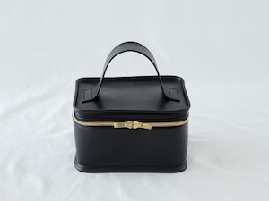 【LIMITED】Leather Mini Vanity Bag