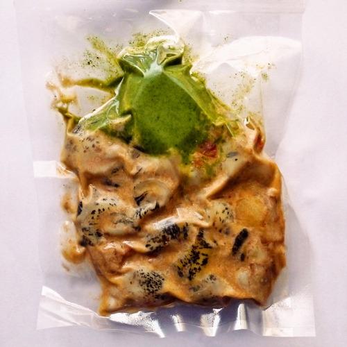 つぶ貝のブルゴーニュ風軽い煮込み (フレンチ惣菜 煮込み フランス料理 前菜)【冷凍便】の商品画像3