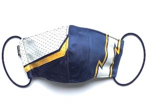 【デザイナーズマスク 吸水速乾COOLMAX使用 日本製】SPORTS MIX MASK CTMR 0923006