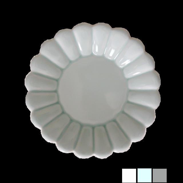 flower dish  / フラワー ディッシュ  19cm