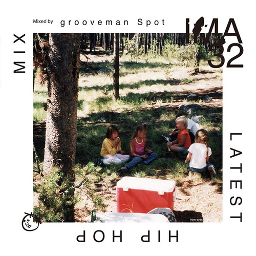 【CD】grooveman Spot - Ima#32