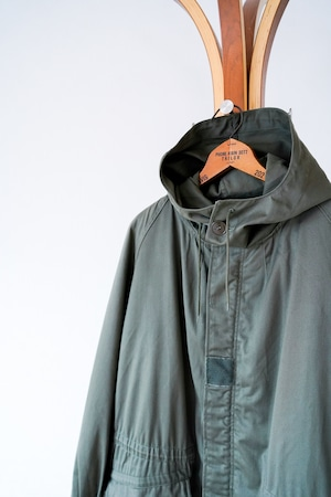 """【1970s】""""M-64"""" Cold Weather Parka, French Army / v674y"""