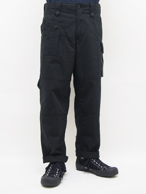 EGO TRIPPING (エゴトリッピング) UK MILITARY TROUSERS / BLACK 623350-05