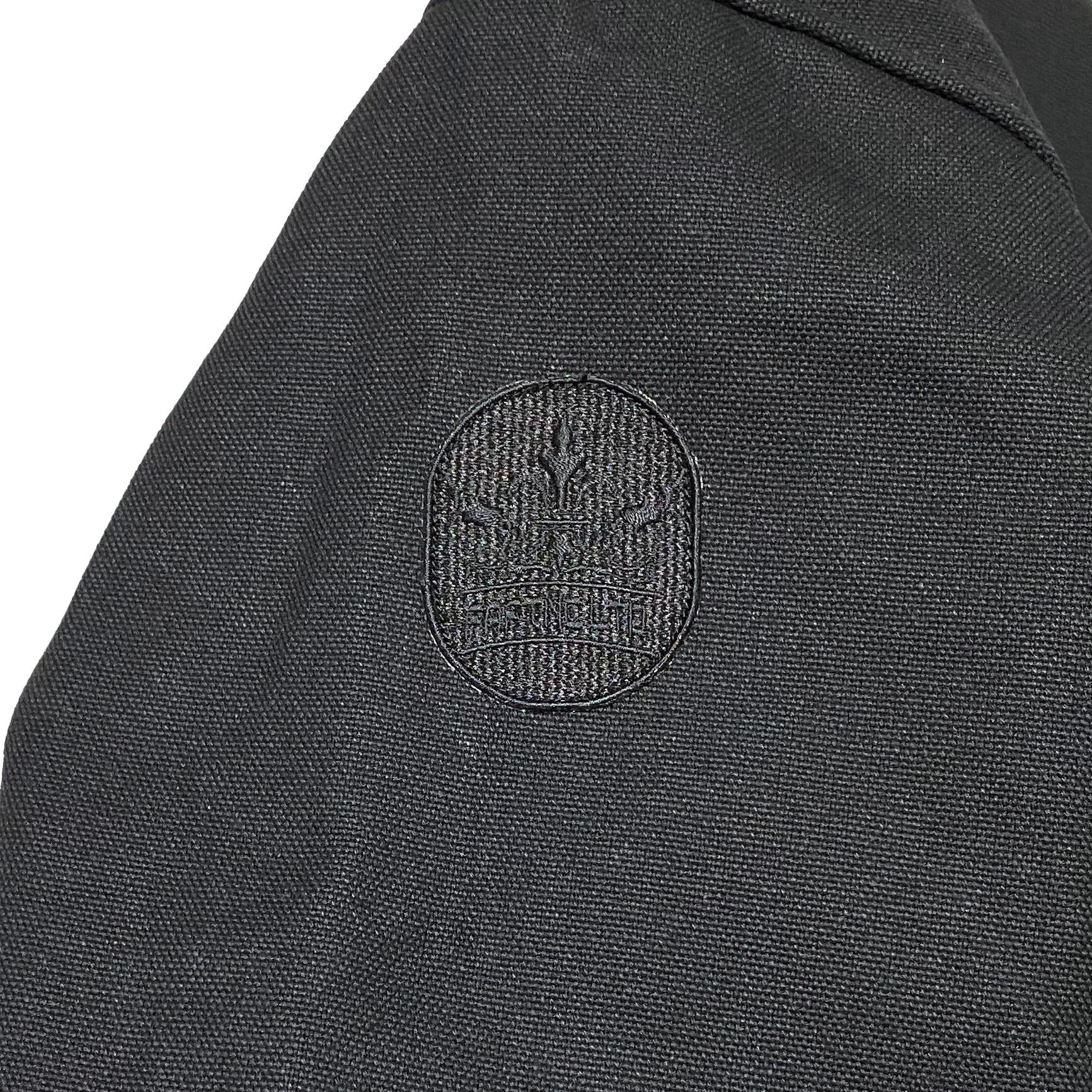 Petroit Work Jacket / Black - 画像4