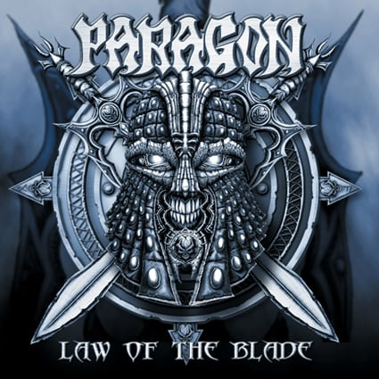 """PARAGON """"Law Of The Blade""""日本盤"""