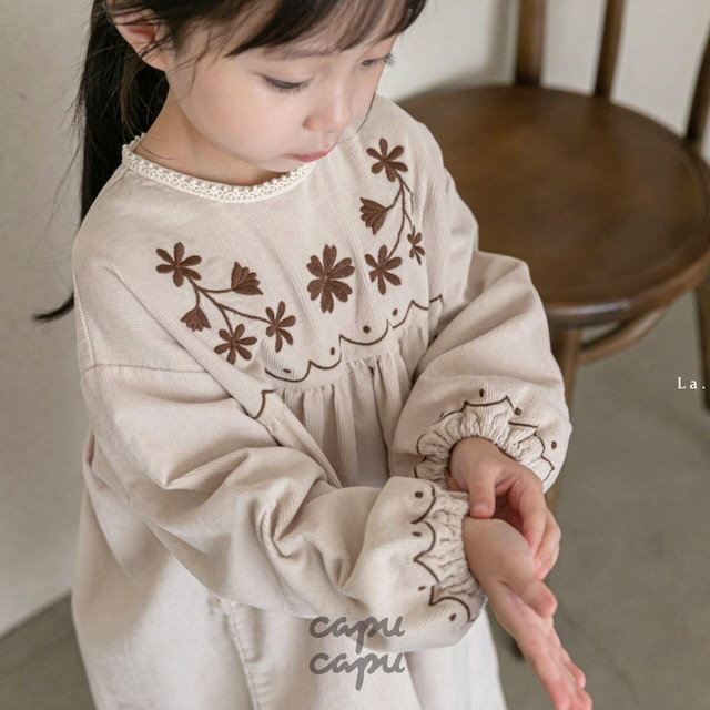 «sold out» La camel daisy one piece デイジーワンピース