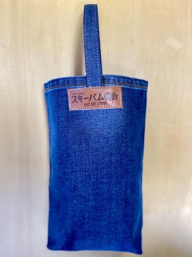 バム商デニム袋【コーヒー付き】