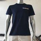 Tシャツ CRAFTLINQ.WORK ネイビー CL-00
