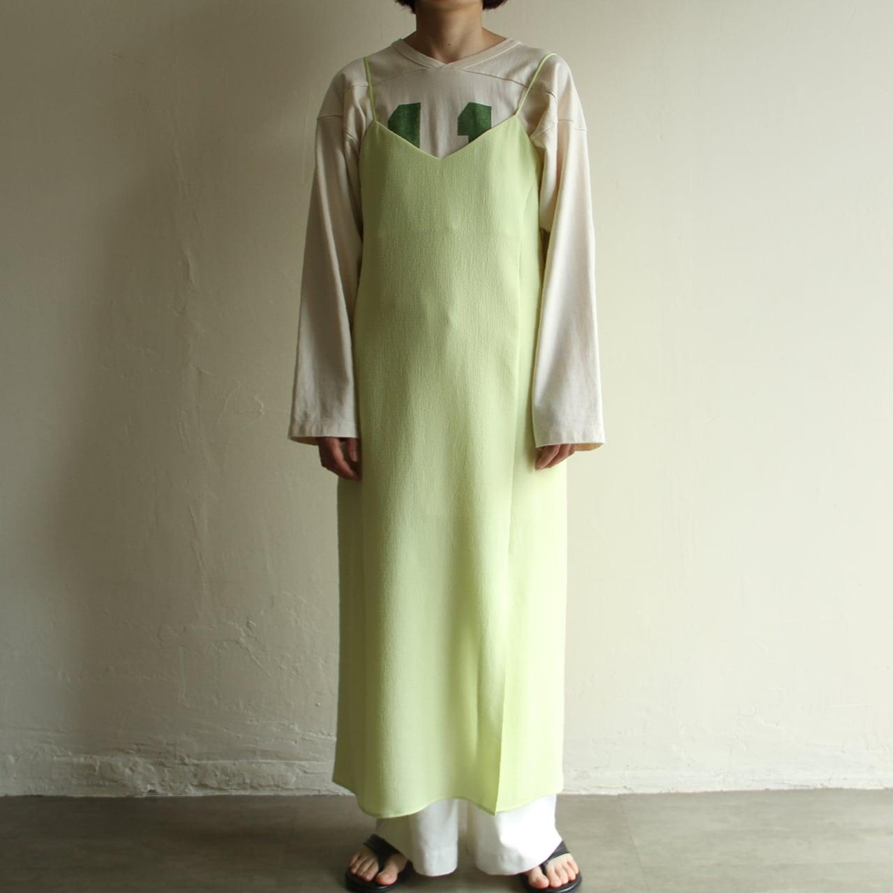 PHEENY【 womens 】dobby camisole dress