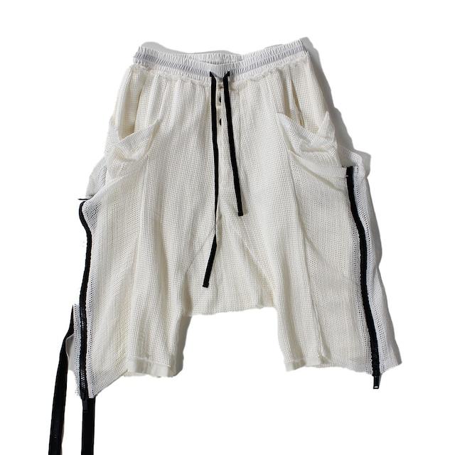 UNRAVEL Mesh Shorts