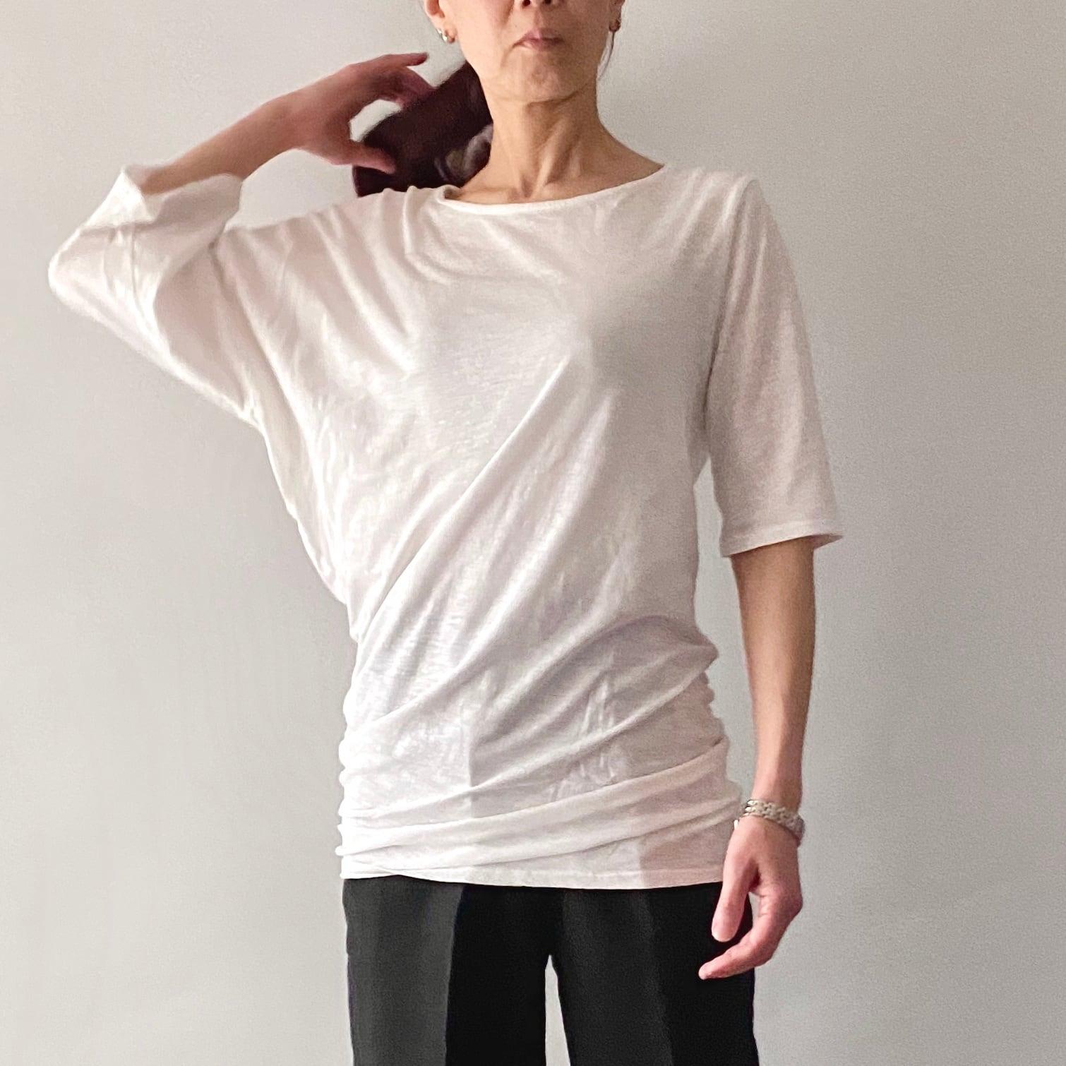 アシメTシャツ (U05)