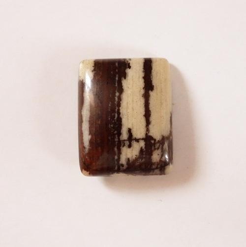ブラウンゼブラジャスパー 天然石ルース