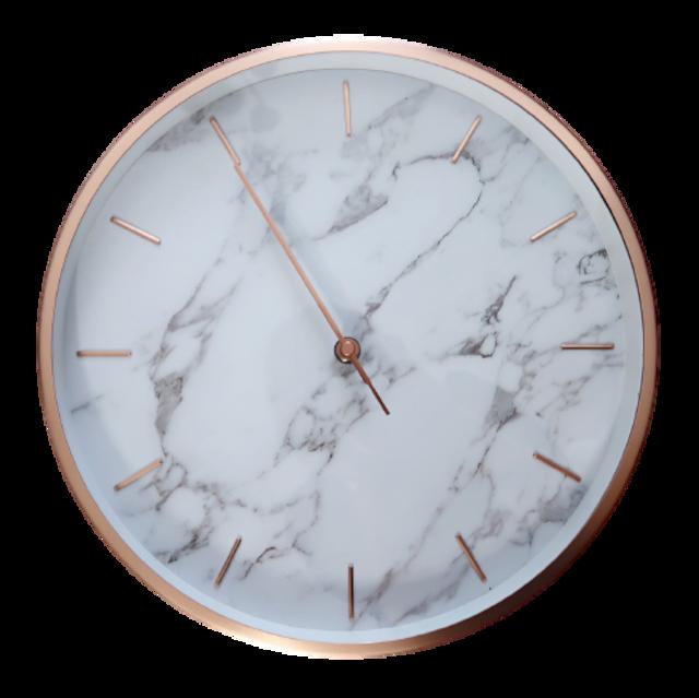Marble wall clock / 大理石 壁掛け時計