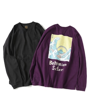 L/S PRINT Tee ロングスリーブプリントロンTEE GS1949963